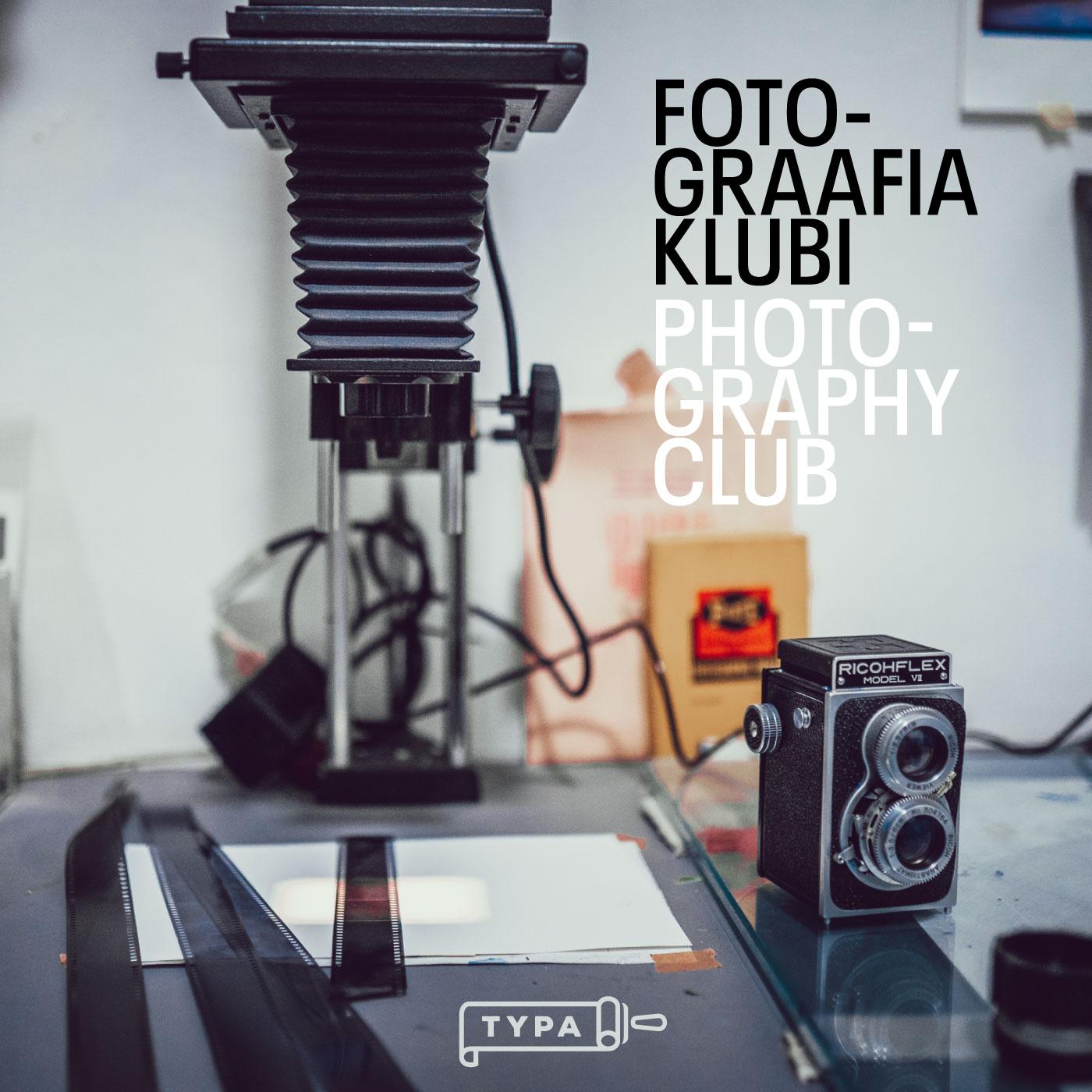 Alustab TYPA fotograafiaklubi